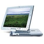 Acer presenta la gamma Tablet PC basata sulla Tecnologia Mobile Centrino di Intel