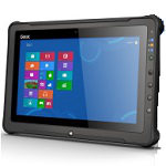Getac V110 e F110, sottili e leggeri Tablet PC fully rugged per professionisti e tecnici
