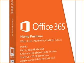 Vinci una licenza di Office 365 Home Premium con Tablet PC Italia