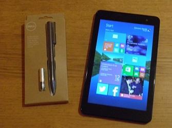 Le nuove Dell Active Stylus per Venue 8 Pro e Venue 11 Pro arrivano, ne abbiamo una