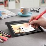 Lenovo Yoga Tablet 2, con la tecnologia AnyPen ogni cosa è penna
