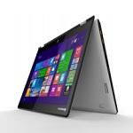 Lenovo Yoga 3 11 e Yoga 3 14 ufficiali al CES, colorati con CPU a 22 nanometri