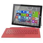 Microsoft Surface Pro 3, tastiera rossa anche nei negozi fisici