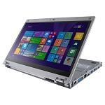 Panasonic Toughbook CF-MX4, 2-in-1 ultraleggero con BluRay e penna
