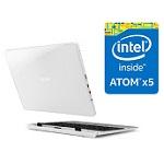 Acer al Computex 2015 con un Aspire Switch 10 con processore Atom x5