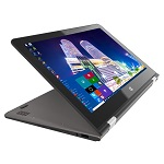 """Yashi MyBook 360, convertibile da 13"""" con Atom x5 e 3G"""