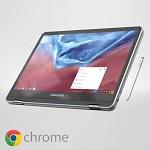 Samsung Chromebook Pro, convertibile con penna Wacom e Chrome OS