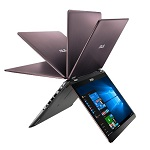 ASUS con Kaby Lake, ecco gli ZenBook Flip UX360UAK e VivoBook Flip TP501UAK