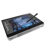 HP ZBook Studio x360, convertibile con Xeon, Nvidia Quadro e Wacom AES