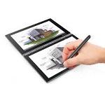Lenovo presenta lo Yoga Book 2: si torna a provare i tablet multischermo